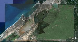 GeoEye-1 50cm resolution West Alexandria
